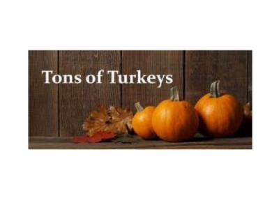 Tons of Turkeys logo